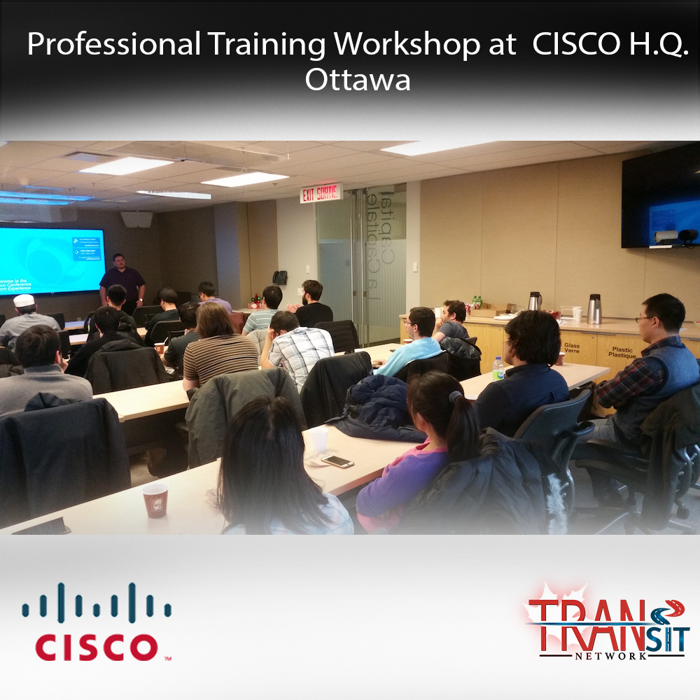 CISCO WORKSHOP